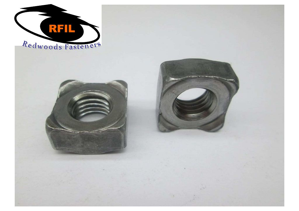 Square Weld Nut Din928 Redwoods Fasteners