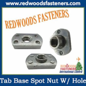 Tab Base Spot Nut