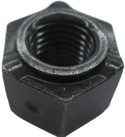 N-OHW645-1 Pilot Hex Weld Nuts with Prevailing Torque Feature