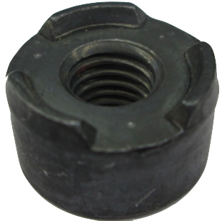 Round Weld Nut M8-1.25-6G