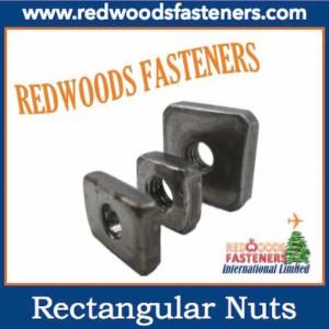 Nut Rectangular